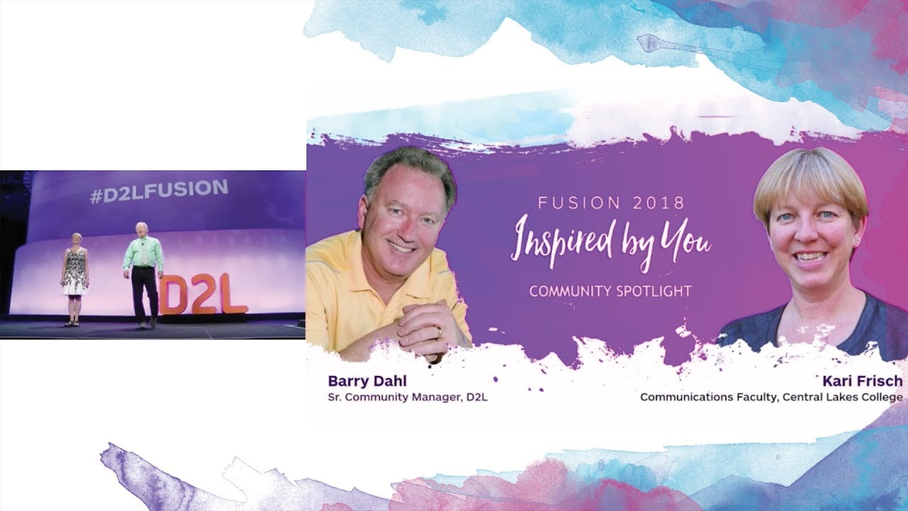 Community Spotlight – Day 1 Fusion 2018 featured image
