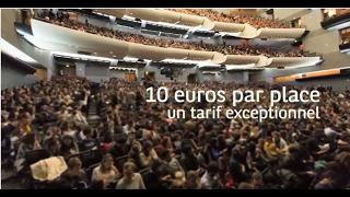 Stéphane Lissner présente les Avant Premières Opéra à 10 euros
