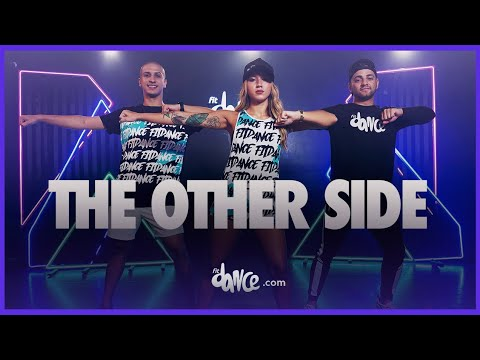 The Other Side - SZA, Justin Timberlake | FitDance Life (Official Choreography) | #StayAtHome