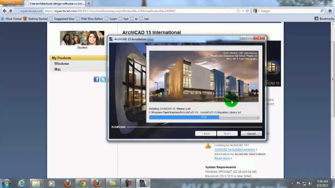 Graphisoft archicad 16 with mac crack. Zip download.