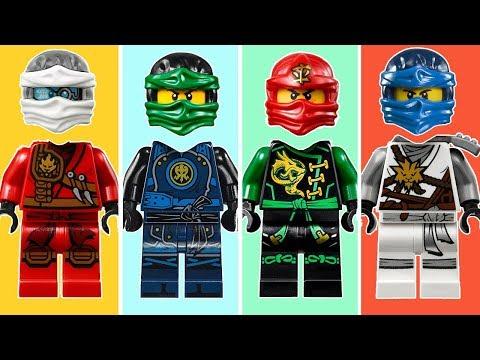 Wrong Brick Bodies with LEGO Ninjago Brick Building Animation