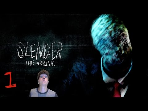 Slender the Arrival Part 1: I will go the Distance!