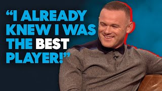 Wayne Rooney's HYSTERICAL Story of the Time Gazza Loaned him Money | BOTN