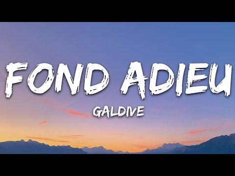 Galdive - Fond Adieu (Lyrics)