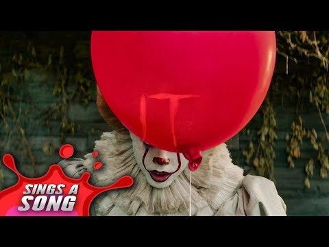 Pennywise Sings a Song Stephen Kings It Parody