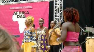Gambar cover Daughters of Africa - Mvela