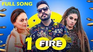 100 Fire ( Official Video ) | Babbal Brar | Gurlez Akhtar |  Latest Punjabi Songs 2019