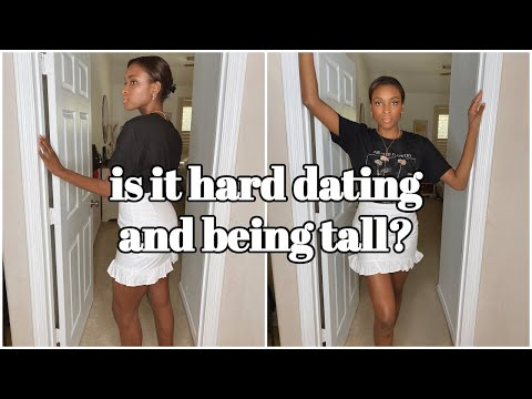 Tall Girl Dating Social Experiment! 👇CQUAINTANCE WEBSITES LINK IN THE DESCRIPTION 👇 from YouTube · Duration:  4 minutes 39 seconds