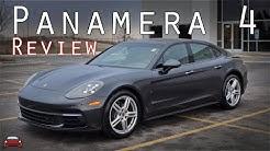 2020 Porsche Panamera 4 Review - Is It Worth $92k?