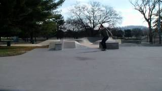 Mike Gray Skate Footage