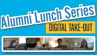 Alumni Lunch Digital Take-out: Role Of Media In Covering A Crisis