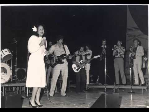 In The Garden  Nedra Tally Ross and the S.C.C.  Band.