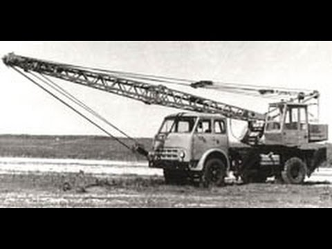 Кран КС-3562А грузоподьемностью 10 тонн