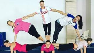 "Александра Пацкевич - ""Команда молодости нашей"""