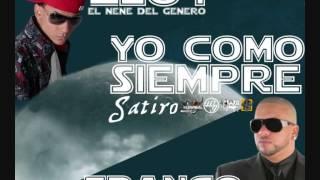10 Eloy Ft. Franco El Gorila - Yo Como Siempre Satiro
