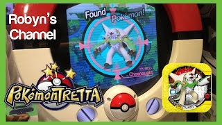 Pokemon Tretta - Double Catch!!!