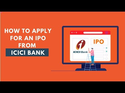 How to Apply for an IPO [Using ICICI Internet Banking]