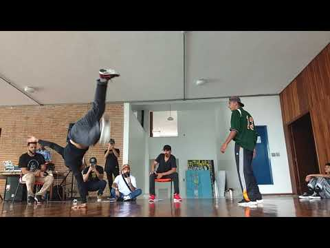 Bboy Queijada vs Bboy Tailândia MF Battle