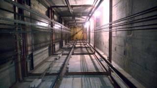 Шахта лифта 1.6 м/с 1000 кг