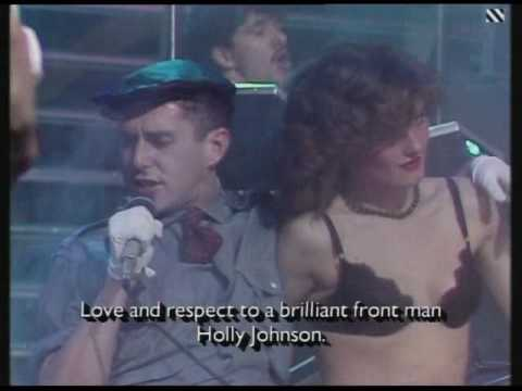 Frankie Goes To Hollywood Perform Relax on The Tube