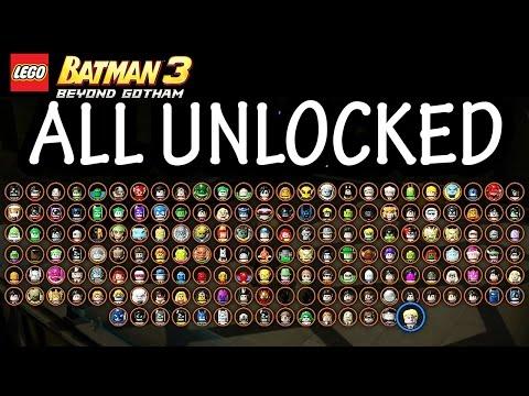 [Full-Download] Lego Batman 3 Beyond Gotham All Characters ...