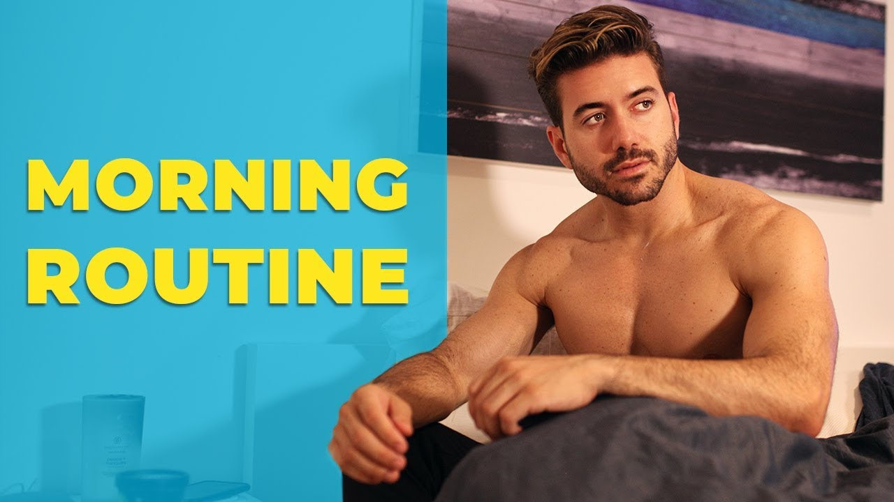 [VIDEO] - MY MORNING ROUTINE 2019 | Healthy & Productive Lifestyle | Alex Costa 5