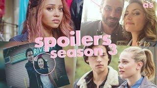 Riverdale | 20 Spoilers da Terceira Temporada