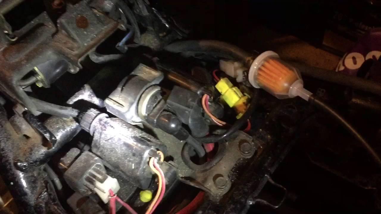 vmax 1200 fuel pump issue hd [ 1280 x 720 Pixel ]