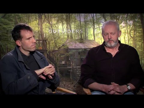 Interview with David Morse and Thomas Wright of WGN America's Outsider