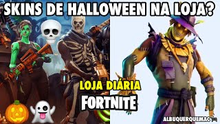 FORTNITE-TODAY'S ITEMS STORE 06/10 (DAILY SHOP) | HALLOWEEN SKINS? SKULL TROOPER COMING BACK?