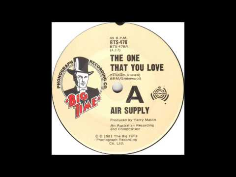 Air Supply - The One That You Love - Billboard Top 100 of 1981