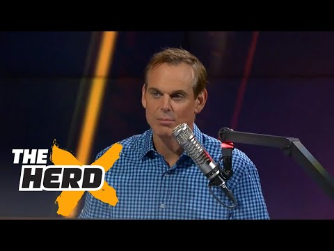 Cowherd: If you attack Andrew Luck, you