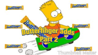 The Simpsons food commercials aka butterfinger commercial part 2