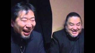 「月刊ムーの世界不思議紀行5」楽屋風景①