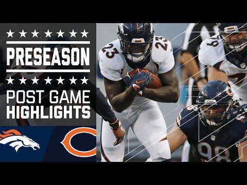 Broncos vs. Bears | Game Highlights | NFL