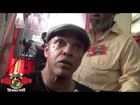 ANDRE BERTO'S TRAINER REACTS TO DANNY GARCIA PULLING OUT OF THE BERTO FIGHT