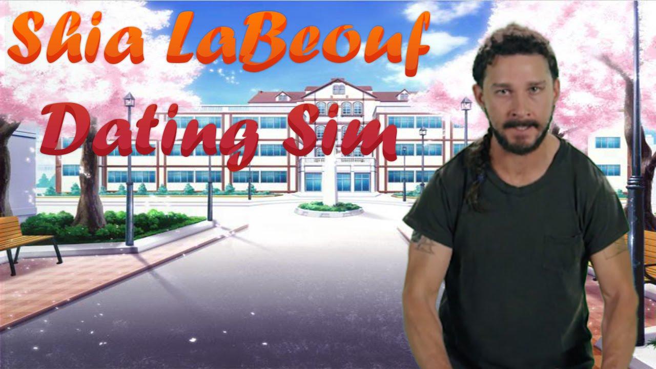 Shia la beouf dating sim