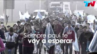 Abel Pintos - Aquí te Espero - Homenaje a la Selección Nacional Argentina de Fútbol!!!