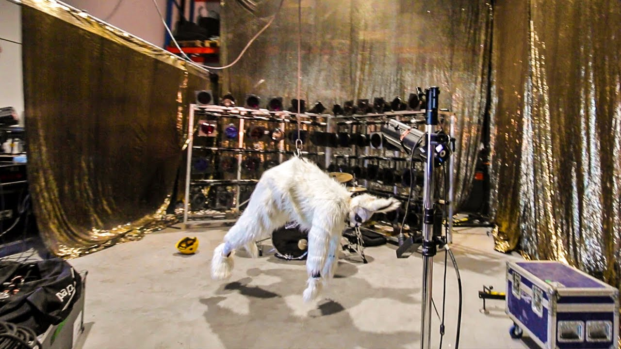 Behind the Video: Jump (Van Halen Metal Cover)