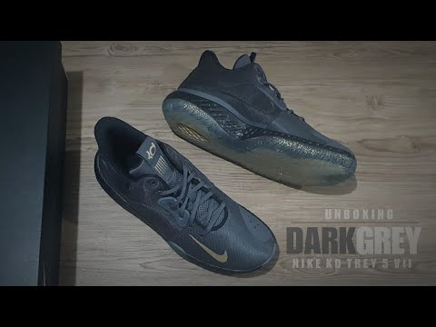 NIKE KD Trey 5 VII UNBOXING + CLOSER LOOK #sneakers #kdtrey #basketball #brooklyn #nets #unboxing