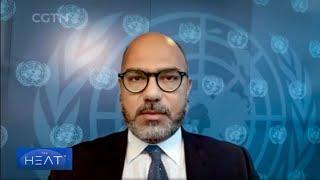 Mohammad Naciri on The Heat by CGTN America