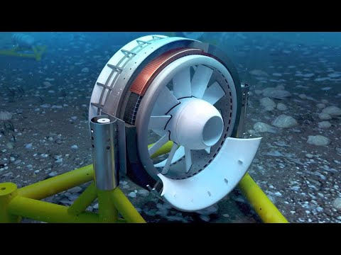 Amazing Waterotor Energy Technologies - Hydroelectric power Productions