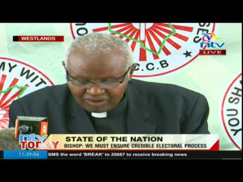 Catholic bishops issue statement on elections and peace