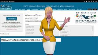 Advanced Search Greater Bluffton SC Homes for Sale Video