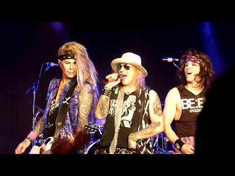 Steel Panther - Poontang Boomerang - Clearwater Casino - Suquamish WA - 12-22-2019