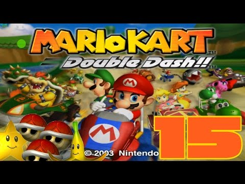 Mario Kart Double Dash!! | #15 | ULTRA KNAPPES FINISH! | Meisterschaft 150 Ccm