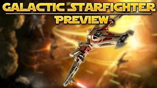 Star Wars: The Old Republic - Galactic Starfighter Preview (PTS)