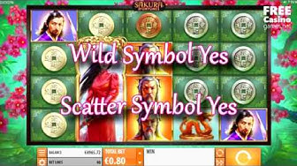 NEW! Sakura Fortune video game free play online