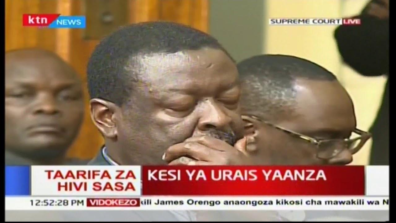 Lawyer Omogeni: Several Cabinet Secretaries violated the ...