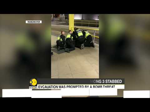 Terror strikes on New Year's Eve in UK